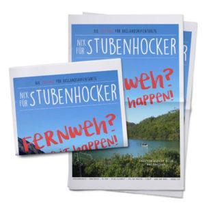 weltweiser · Handbuch Fernweh · Nix für Stubenhocker · Erfahrungsberichte