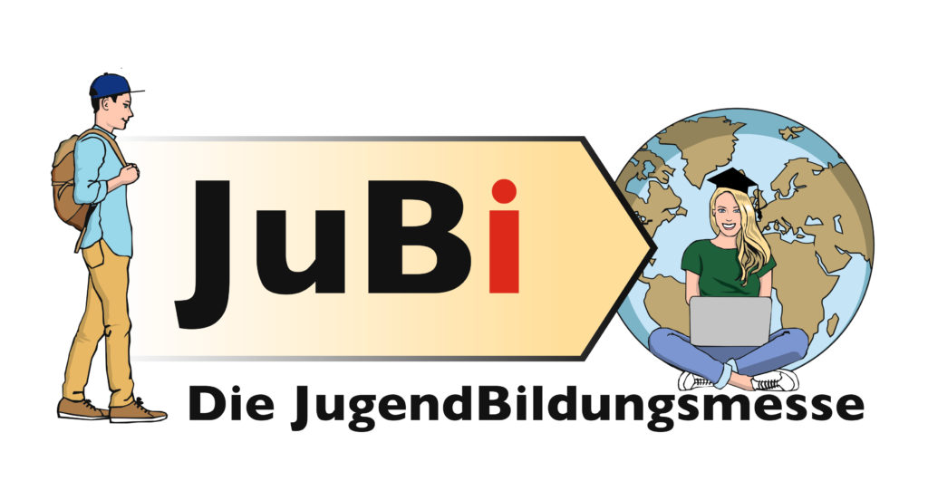 weltweiser · Handbuch Fernweh · Ratgeber für Auslandsaufenthalte · JuBi Logo